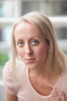 ANGELINE ANDREWS - Headshot 3 - 2012 - Claire Willsher Photography