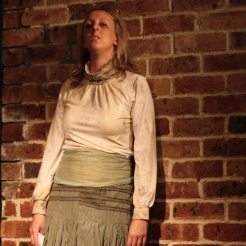Angeline Andrews in MAYDAY MEDEA