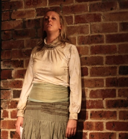 ANGELINE ANDREWS as Eliza (lead) in MAYDAY MEDEA at Script in Hand July 2017 - 1