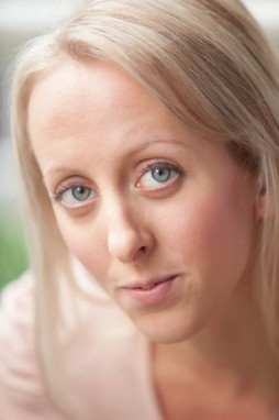 ANGELINE ANDREWS - Headshot 1 - 2012 - Claire Willsher Photography