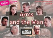 Logo - ARMS AND THE MAN